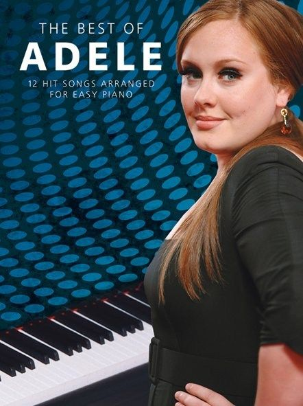 Wise Publications Adele | The Best Of for Easy Piano