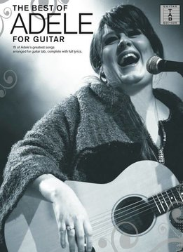 Wise Publications Adele | The Best Of for Guitar (Gitaar tab)