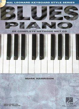 De Haske Blues Piano | De Complete Methode met CD (Ned.)
