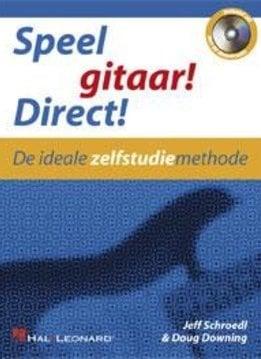 De Haske Speel gitaar! Direct!   Boek + CD
