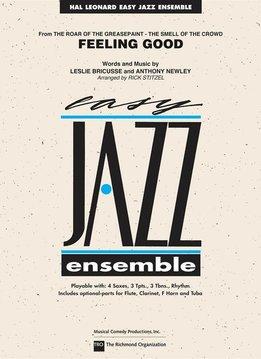 Hal Leonard Feeling Good | Easy Jazz Ensemble Series