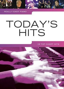 Hal Leonard Really Easy Piano | Today's Hits