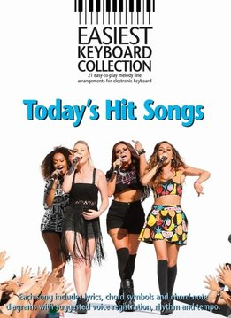 Hal Leonard Easiest Keyboard Collection | Today's Big Hits
