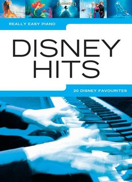 Hal Leonard Really Easy Piano | Disney Hits
