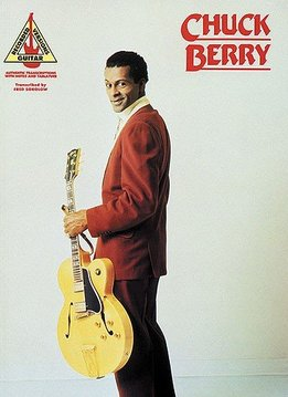 Hal Leonard Chuck Berry | Guitar Recorded Versions