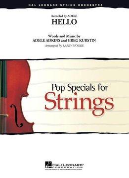 Hal Leonard Adele | Hello | Voor strijkensemble | Pop Specials voor Strings