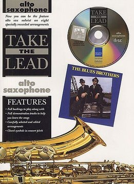 Faber Music Take The Lead | Blues Brothers | Altsaxofoon