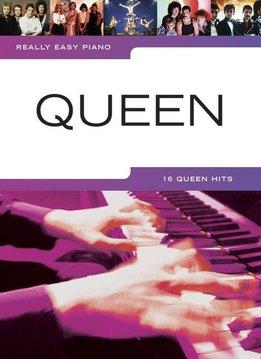 Hal Leonard Really Easy Piano | Queen