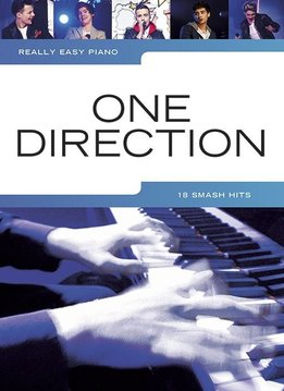 Wise Publications Really Easy Piano | One Direction