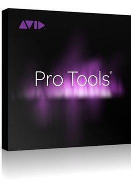 Avid Pro Tools Acuele versie | Vaste licentie incl. 1 jaar Upgrades & Support + iLok | Educatieve versie voor studenten en docenten