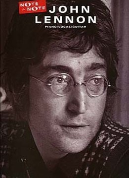 Wise Publications John Lennon | Note For Note | Songbook