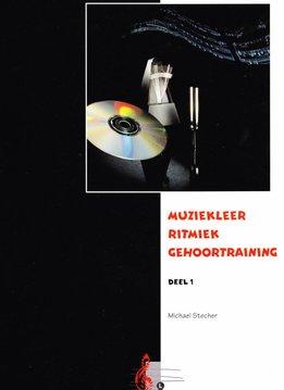 De Haske Muziekleer, Ritmiek, Gehoortraining   Boek + 2CD