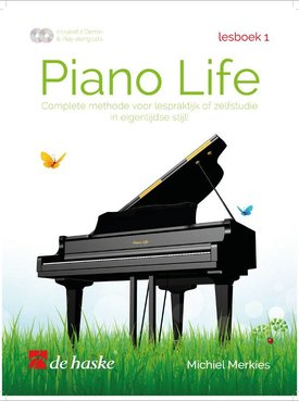 De Haske Piano Life | Lesboek 1