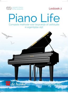 De Haske Piano Life   Lesboek 2