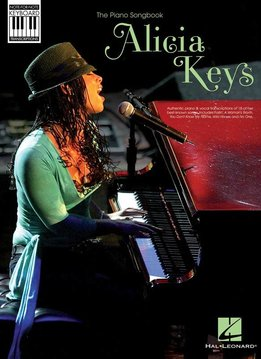 Hal Leonard Alicia Keys | Note-For-Note Keyboard Transcriptions