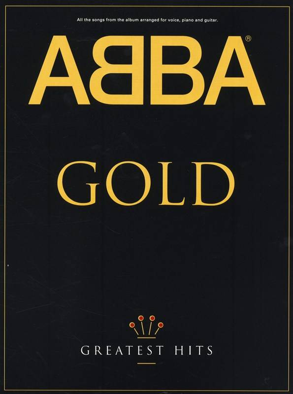 Hal Leonard ABBA Gold | Greatest Hits