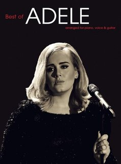 Hal Leonard Adele | The Best Of Adele (PVG)