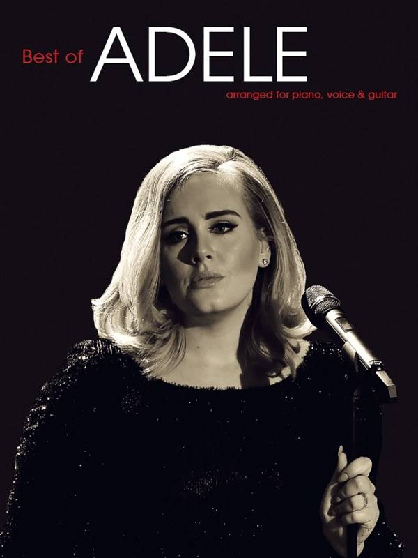 Hal Leonard Adele | The Best Of Adele (PVG)