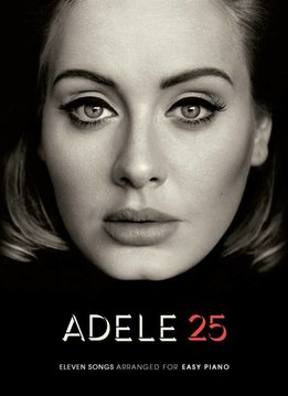 Hal Leonard Adele | 25 | Easy Piano