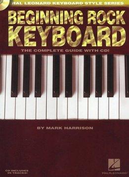 Hal Leonard Hal Leonard Keyboard Style Series | Beginning Rock Keyboard