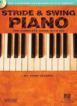 Hal Leonard Hal Leonard Keyboard Style Series | Stride & Swing Piano