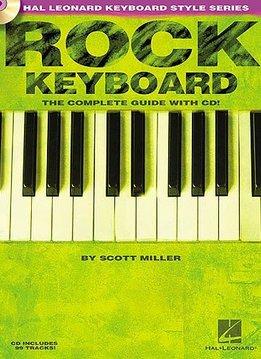 Hal Leonard Hal Leonard Keyboard Style Series | Rock Keyboard
