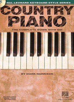 Hal Leonard Hal Leonard Keyboard Style Series | Country Piano
