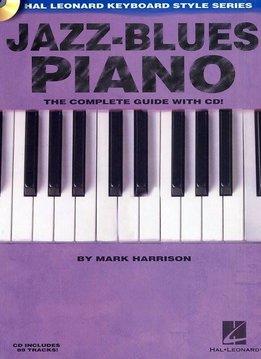 Hal Leonard Hal Leonard Keyboard Style Series | Jazz-Blues Piano