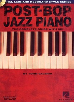 Hal Leonard Hal Leonard Keyboard Style Series | Post-Bop Jazz Piano