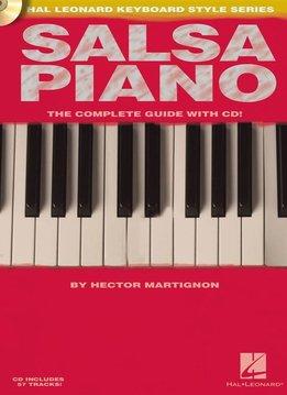 Hal Leonard Hal Leonard Keyboard Style Series | Salsa Piano