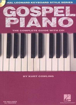 Hal Leonard Hal Leonard Keyboard Style Series | Gospel Piano