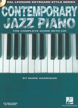 Hal Leonard Hal Leonard Keyboard Style Series | Contemporary Jazz Piano