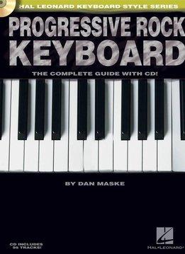 Hal Leonard Hal Leonard Keyboard Style Series | Progressive Rock Keyboard