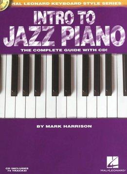 Hal Leonard Hal Leonard Keyboard Style Series | Intro To Jazz Piano