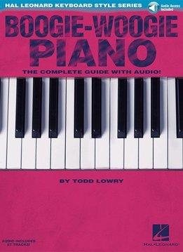 Hal Leonard Hal Leonard Keyboard Style Series | Boogie-Woogie Piano (Boek/Online Audio)