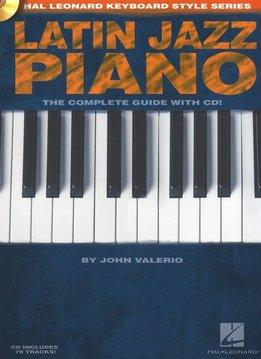 Hal Leonard Hal Leonard Keyboard Style Series | Latin Jazz Piano