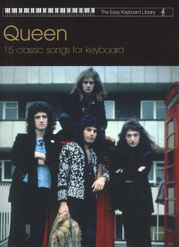 Faber Music Queen | The Easy Keyboard Library