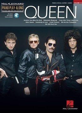 Hal Leonard Queen | Piano Play-Along Volume 113 (Boek/Online Audio)