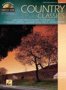 Hal Leonard Piano Play-Along Volume 100: Country Classics
