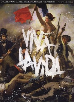 Wise Publications Coldplay | Viva La Vida or Death And All His Friends