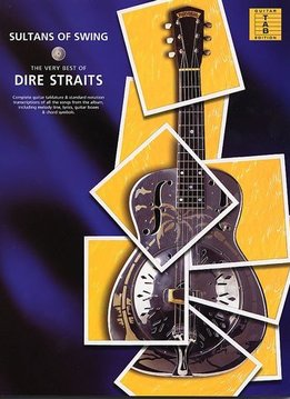 Wise Publications Dire Straits | Sultans Of Swing: The Very Best Of Dire Straits