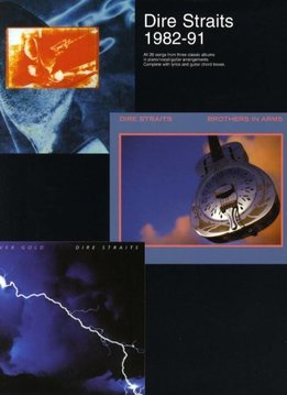 Wise Publications Dire Straits | 1982-91 | Songbook