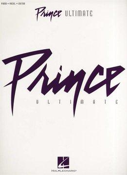 Hal Leonard Prince | Ultimate | Songbook piano, zang en gitaar