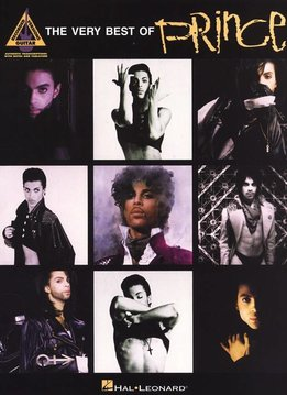 Wise Publications Prince | The Very Best of | Guitar Recorded Versions