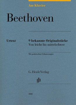 Henle Verlag Beethoven   Am Klavier - 9 bekende werken voor piano