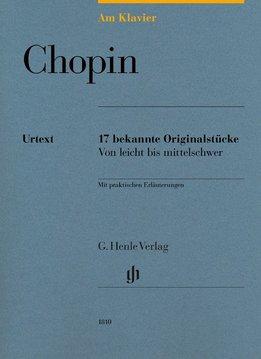 Henle Verlag Chopin | Am Klavier - 17 bekende werken voor piano