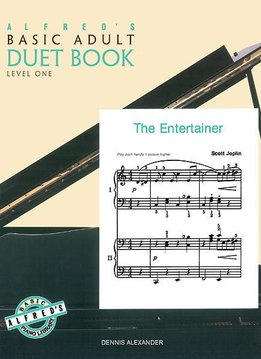 Alfred Alfred's Basic Adult Piano Course | Duet Book 1