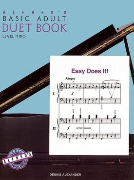 Alfred Alfred's Basic Adult Piano Course | Duet Book 2
