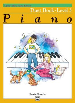 Alfred Alfred's Basic Piano Library | Duet Book niveau 3