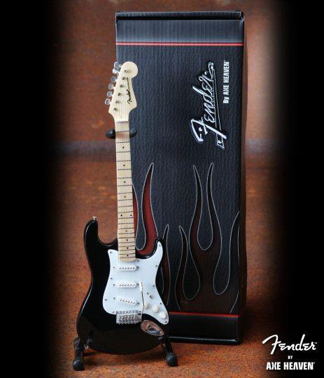 Axe Heaven Axe Heaven miniatuur gitaar   Fender™ Stratocaster™ - Classic Black Finish